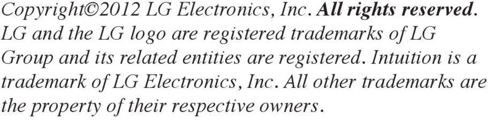 related entities are registered.
