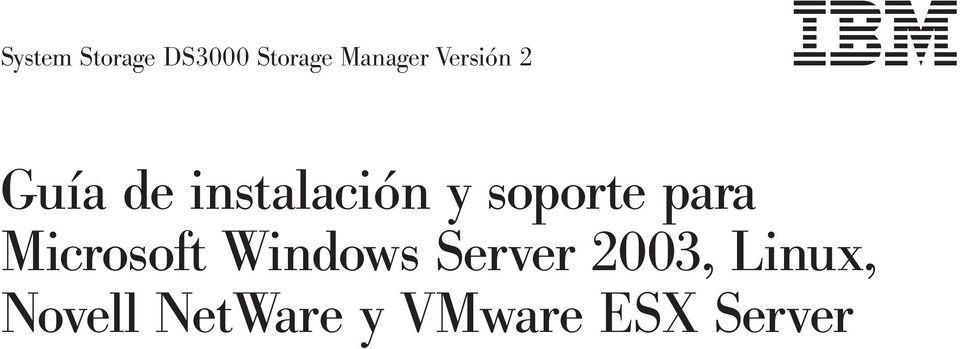 soporte para Microsoft Windows Server