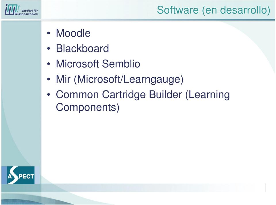 (Microsoft/Learngauge) Software