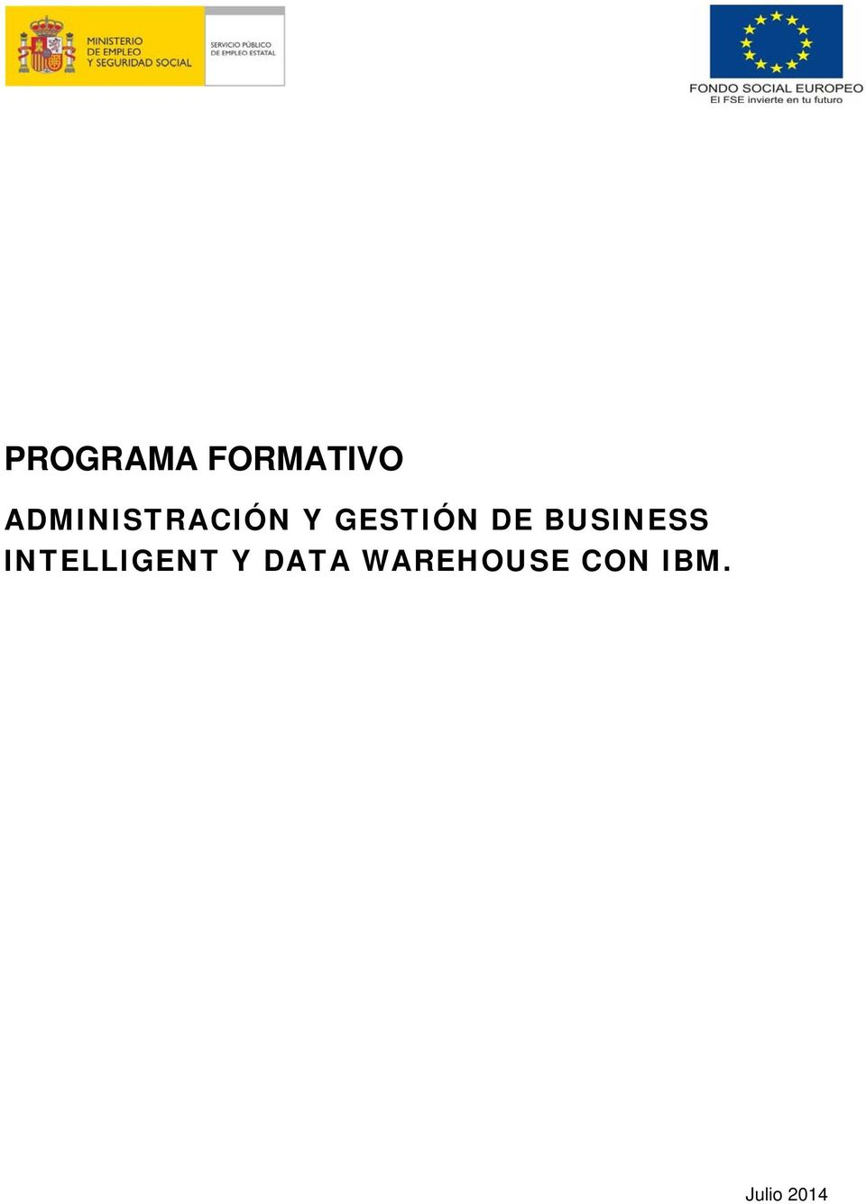 DE BUSINESS INTELLIGENT Y