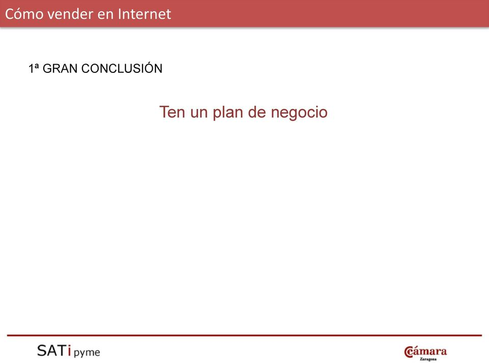 CONCLUSIÓN Ten