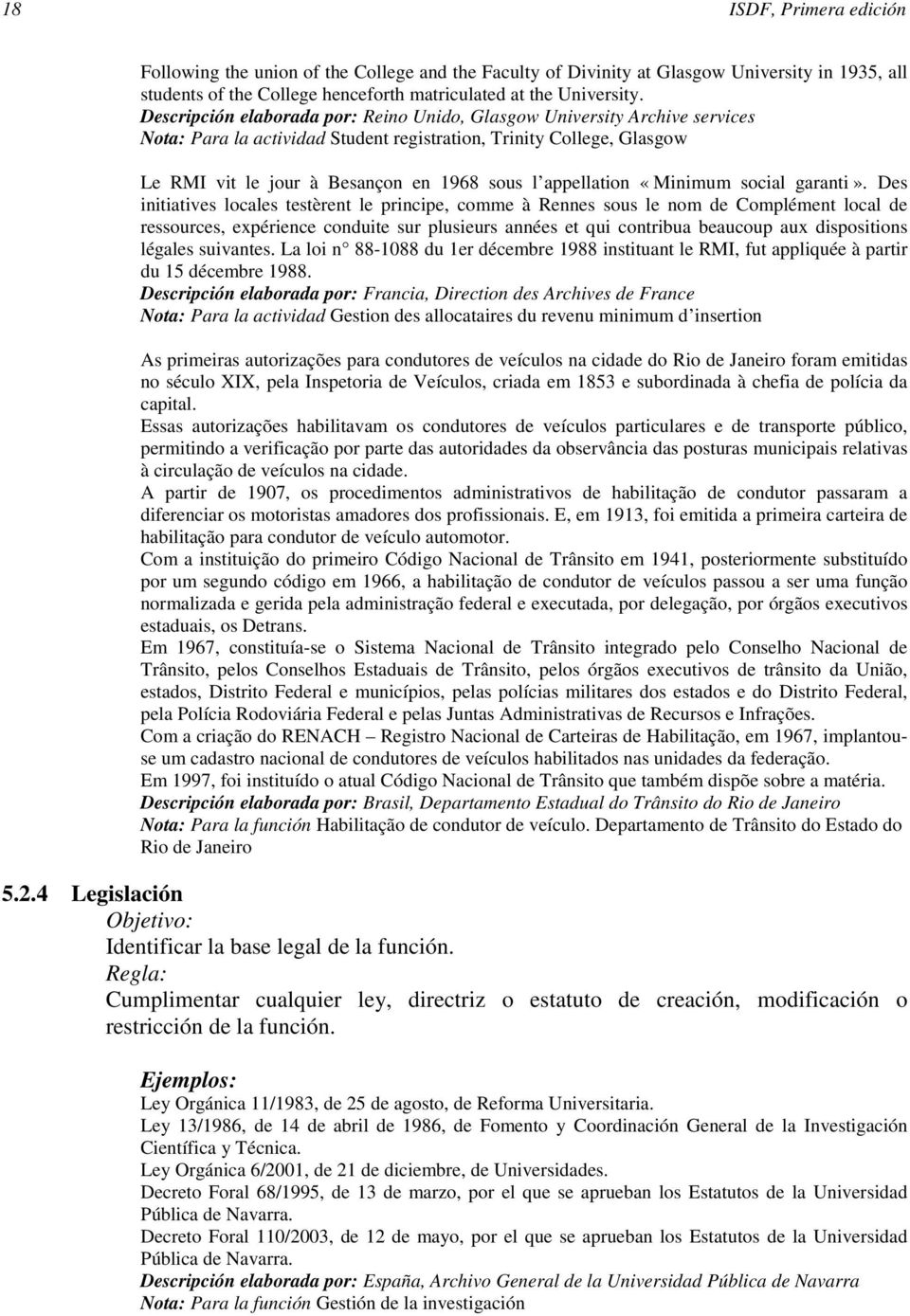 appellation «Minimum social garanti».