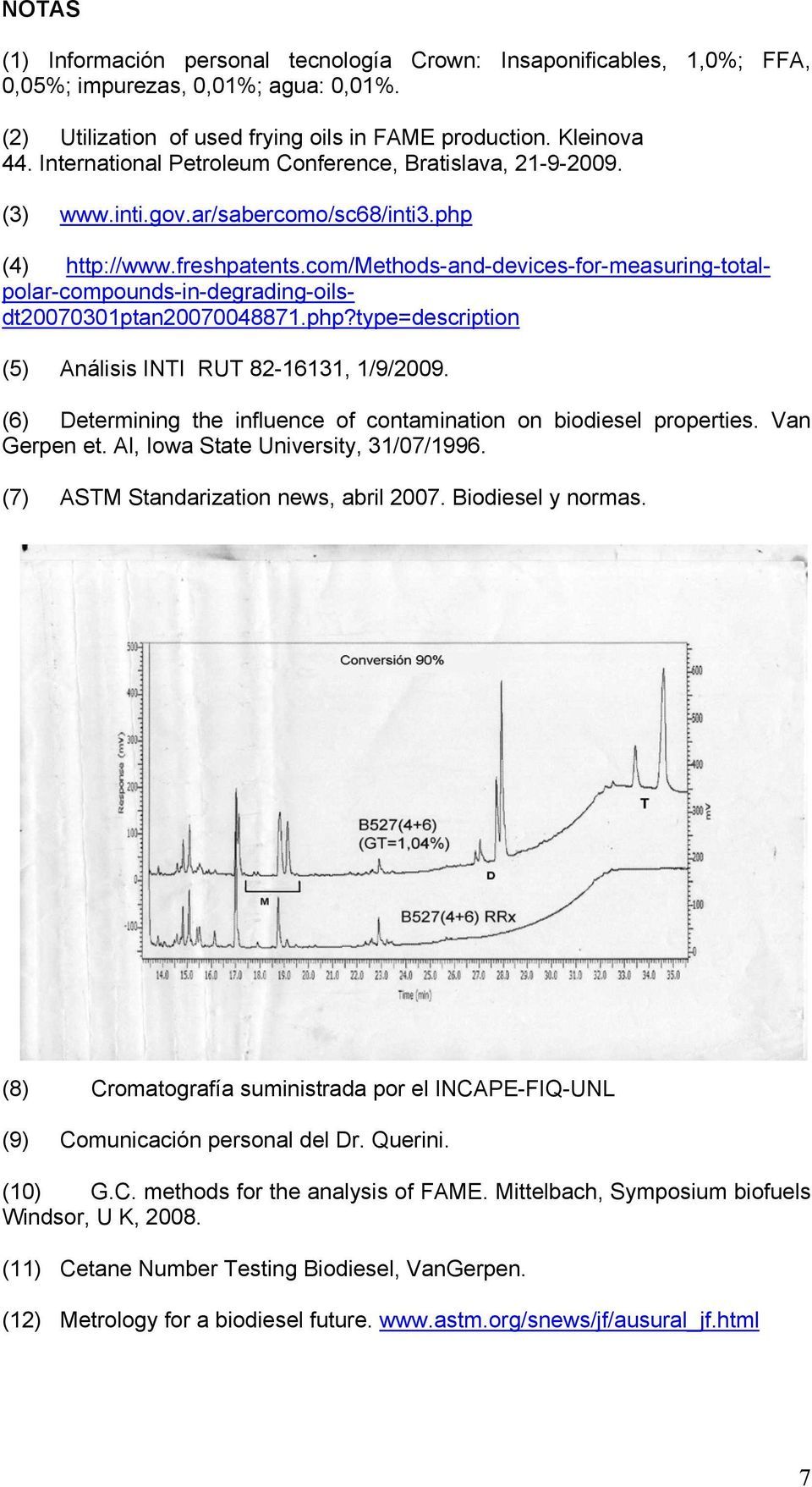 com/methods-and-devices-for-measuring-totalpolar-compounds-in-degrading-oilsdt20070301ptan20070048871.php?type=description (5) Análisis INTI RUT 82-16131, 1/9/2009.