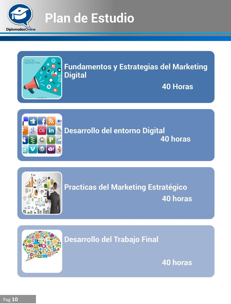 Digital 40 horas Practicas del Marketing