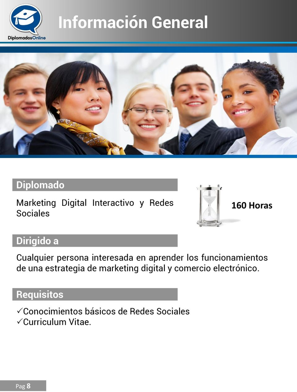 los funcionamientos de una estrategia de marketing digital y comercio