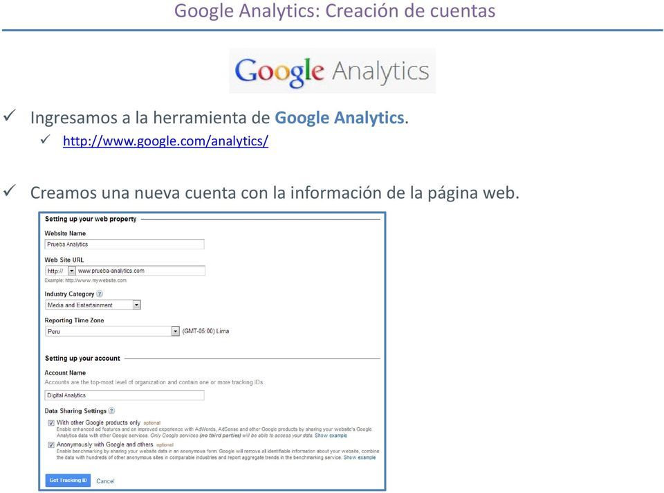 Analytics. http://www.google.