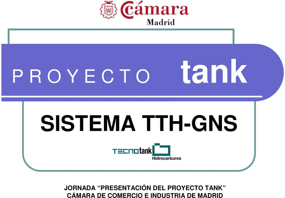 PROYECTO TANK