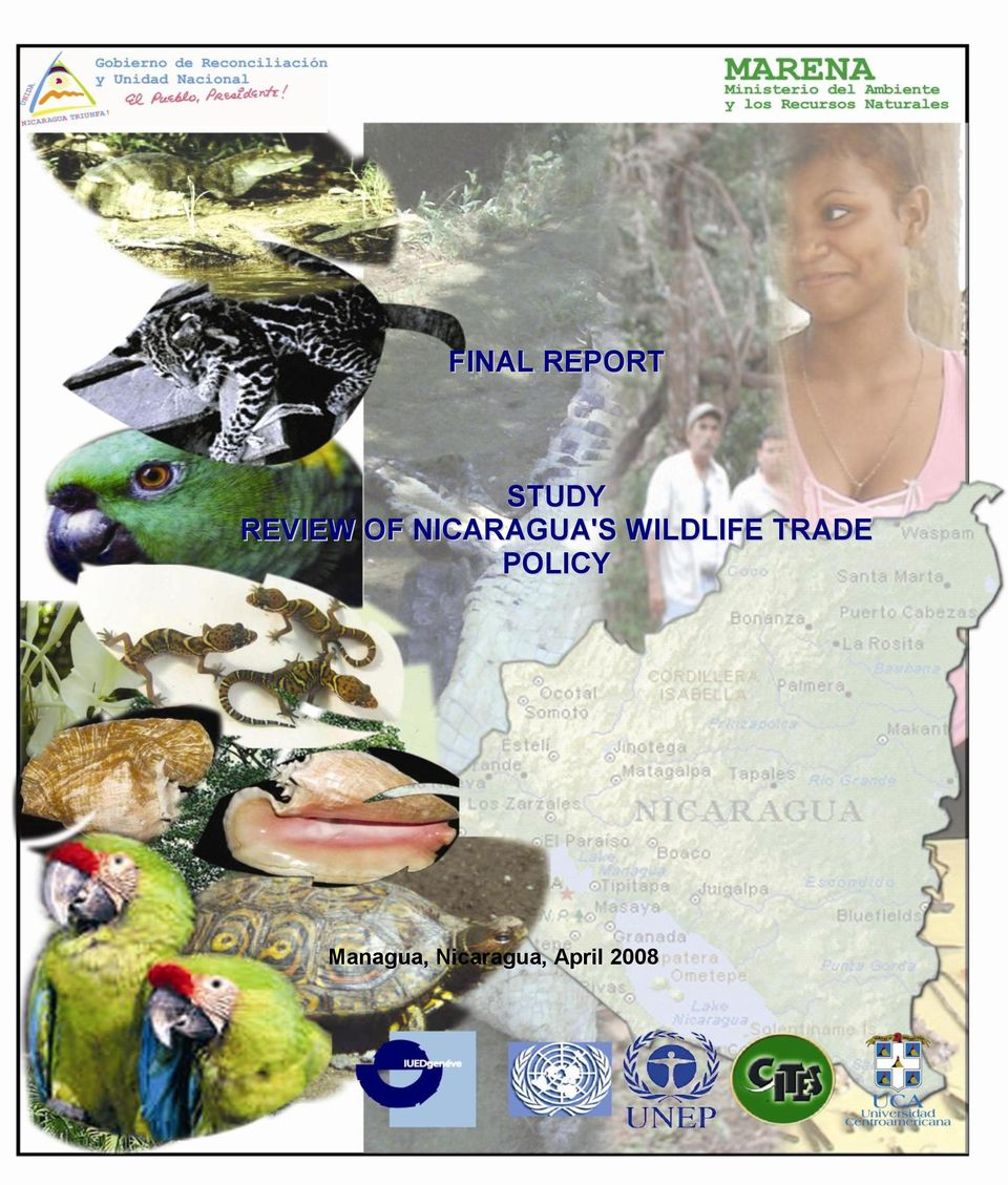 WILDLIFE TRADE POLICY
