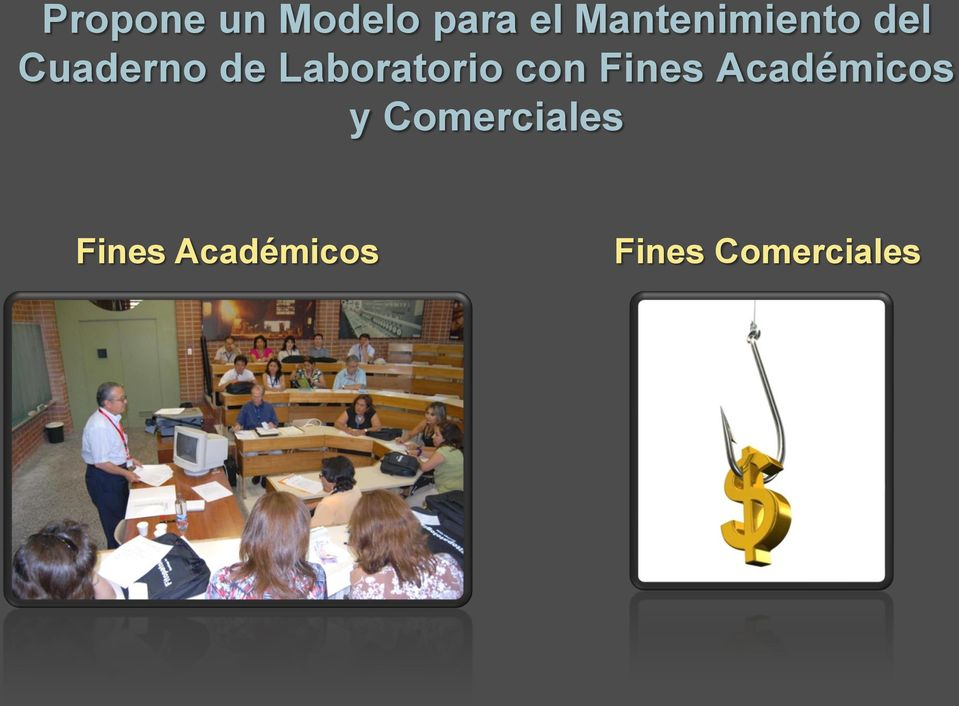 Laboratorio con Fines Académicos y