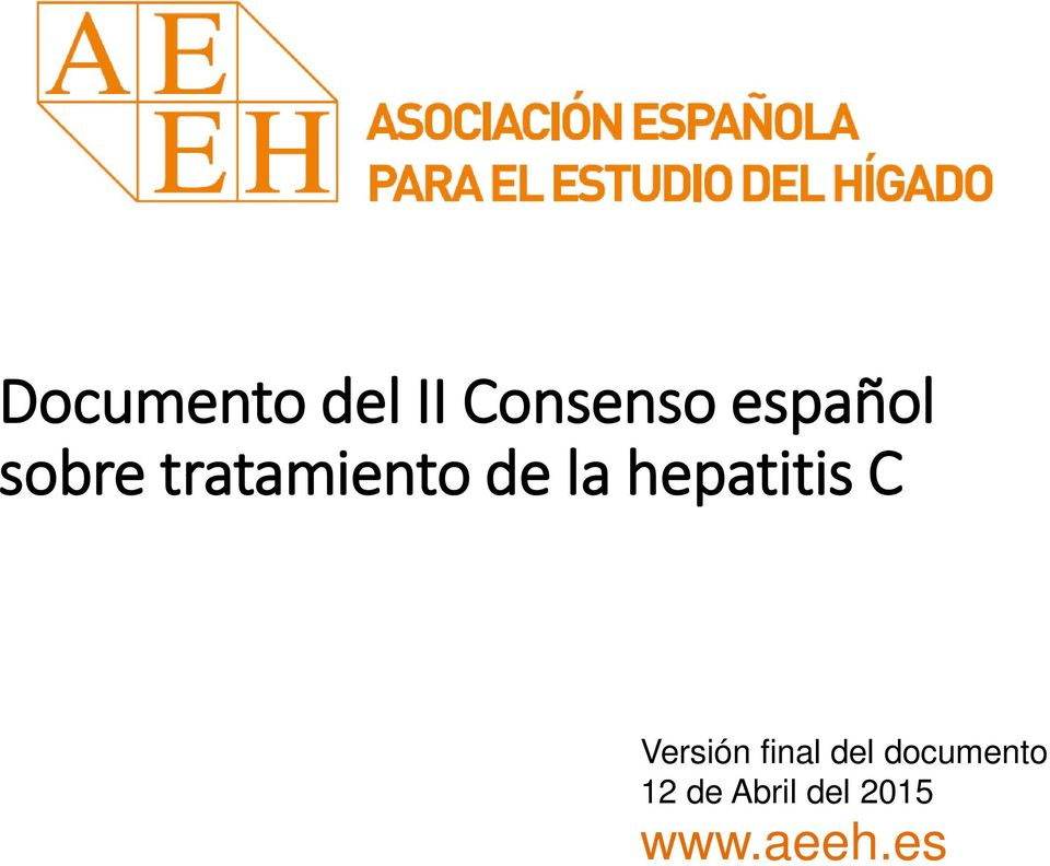 hepatitis C Versión final del