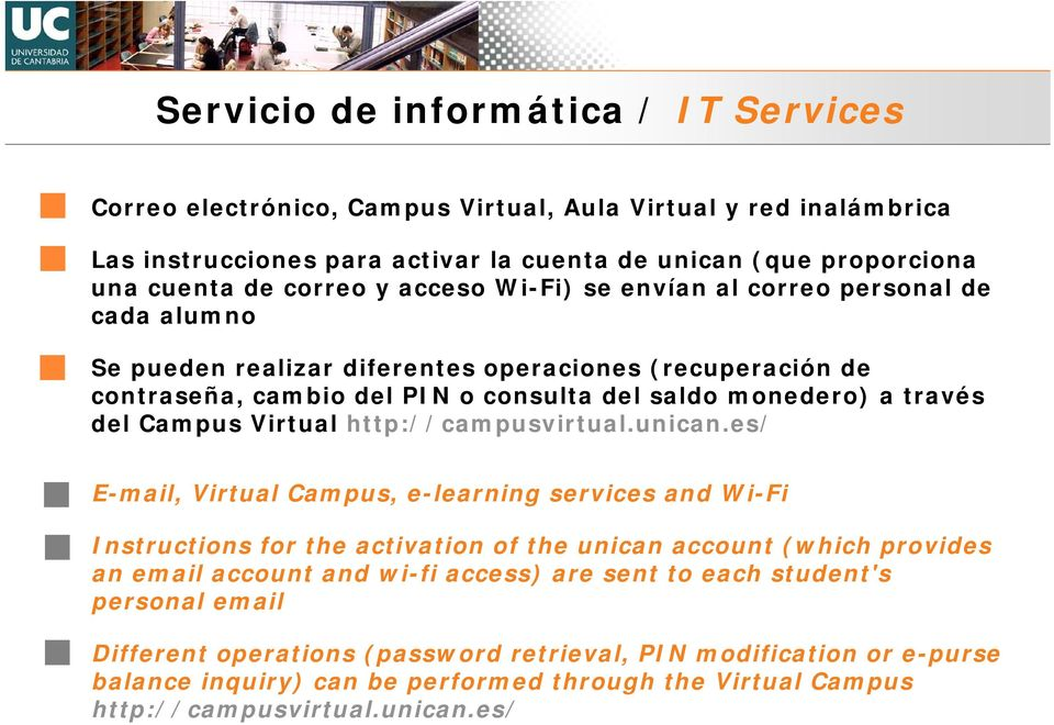 Virtual http://campusvirtual.unican.