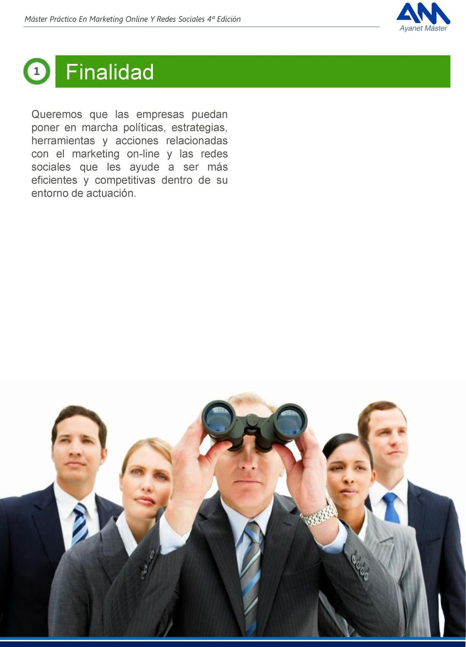 con el marketing on-line y las redes sociales que les ayude a