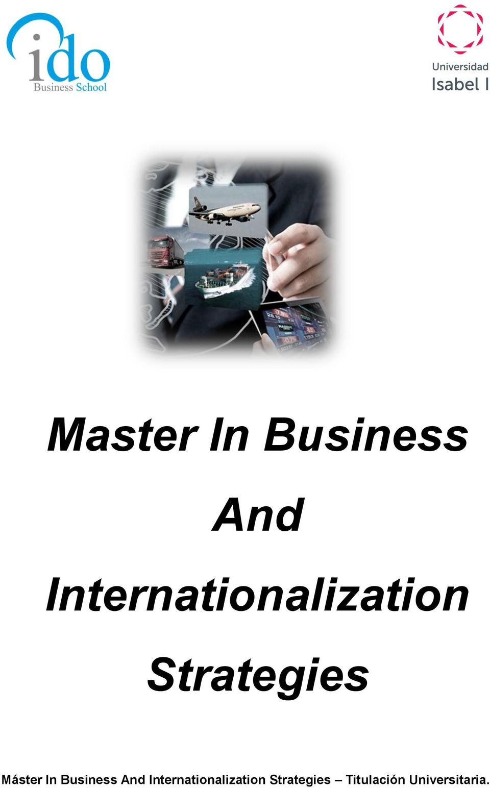 Máster In Business And
