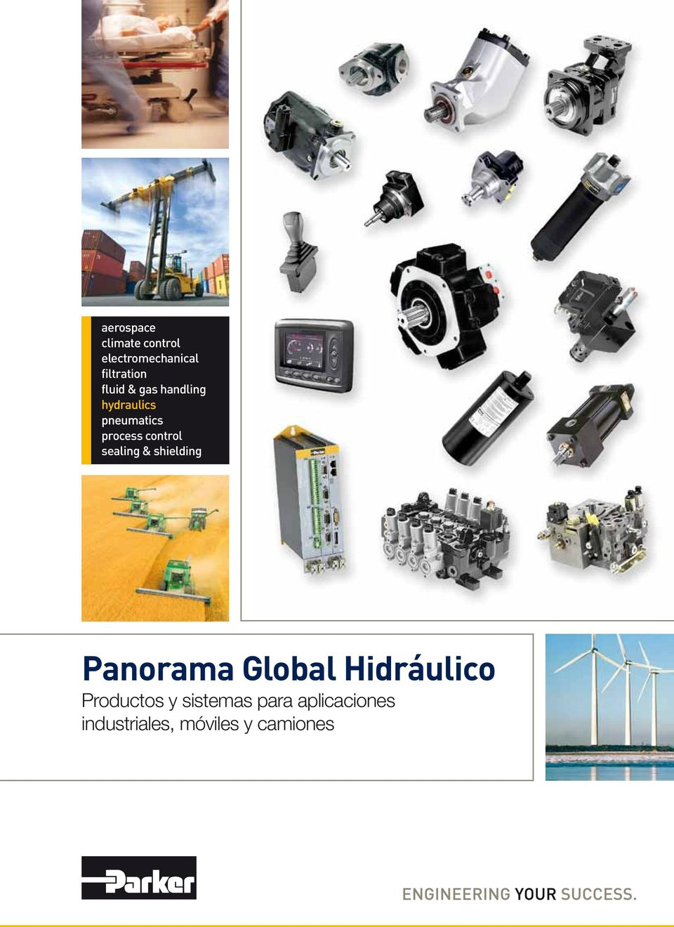 control sealing & shielding Panorama Global Hidráulico