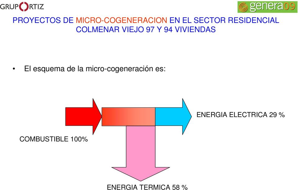 ENERGIA ELECTRICA 29 %