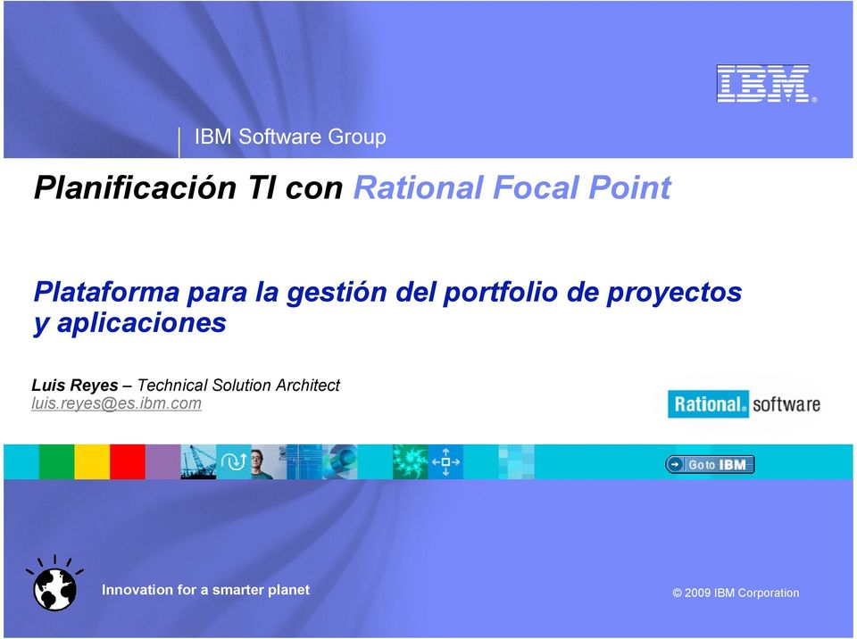 aplicaciones Luis Reyes Technical Solution Architect luis.