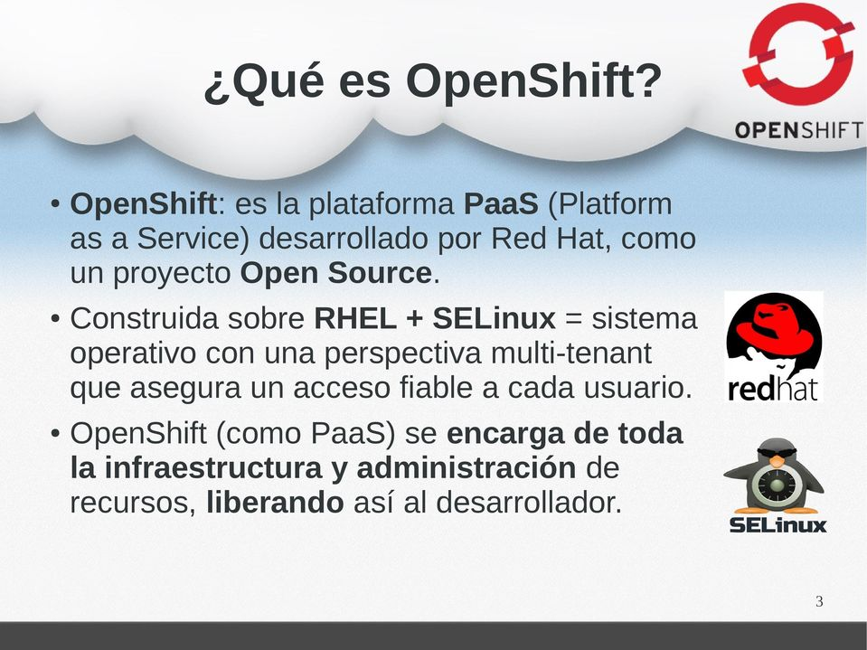 proyecto Open Source.