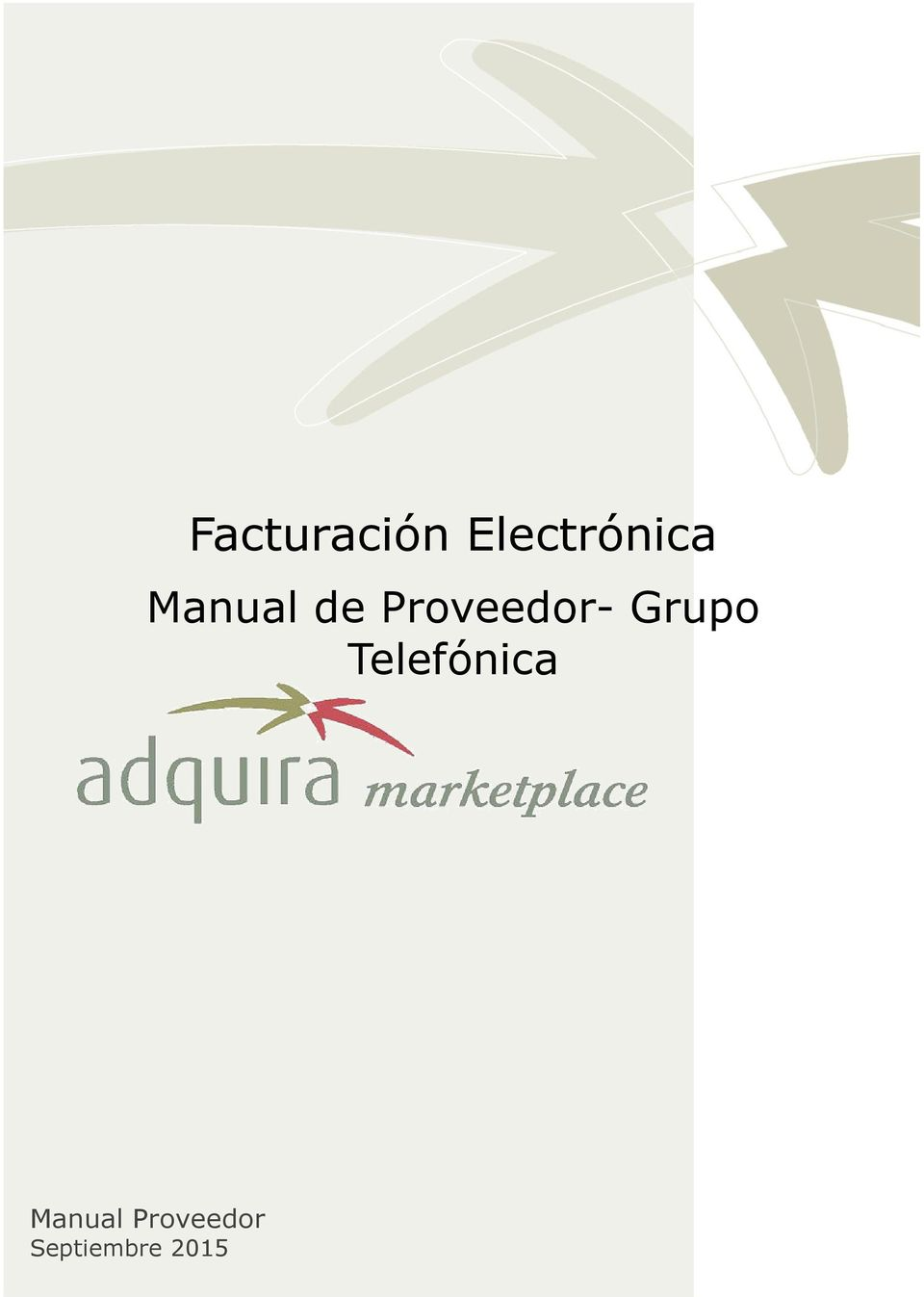 Grupo Telefónica Manual