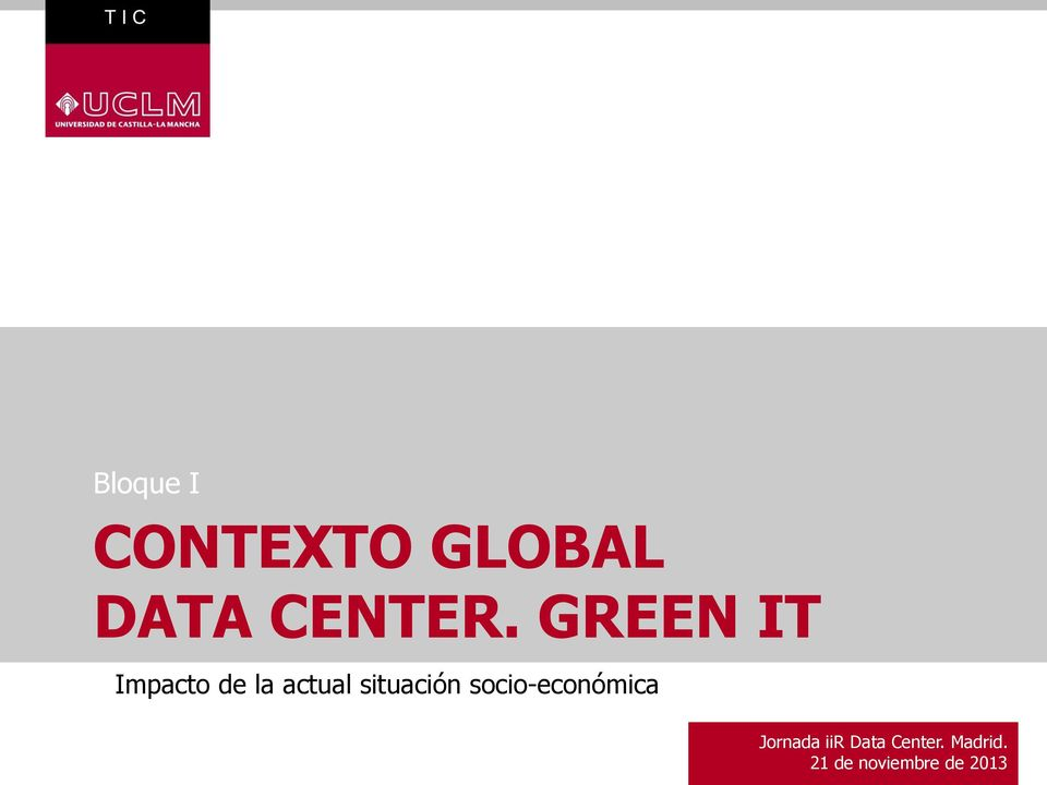 GREEN IT Impacto de la