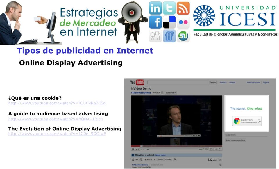 v=i01xmro2esg A guide to audience based advertising http://www.
