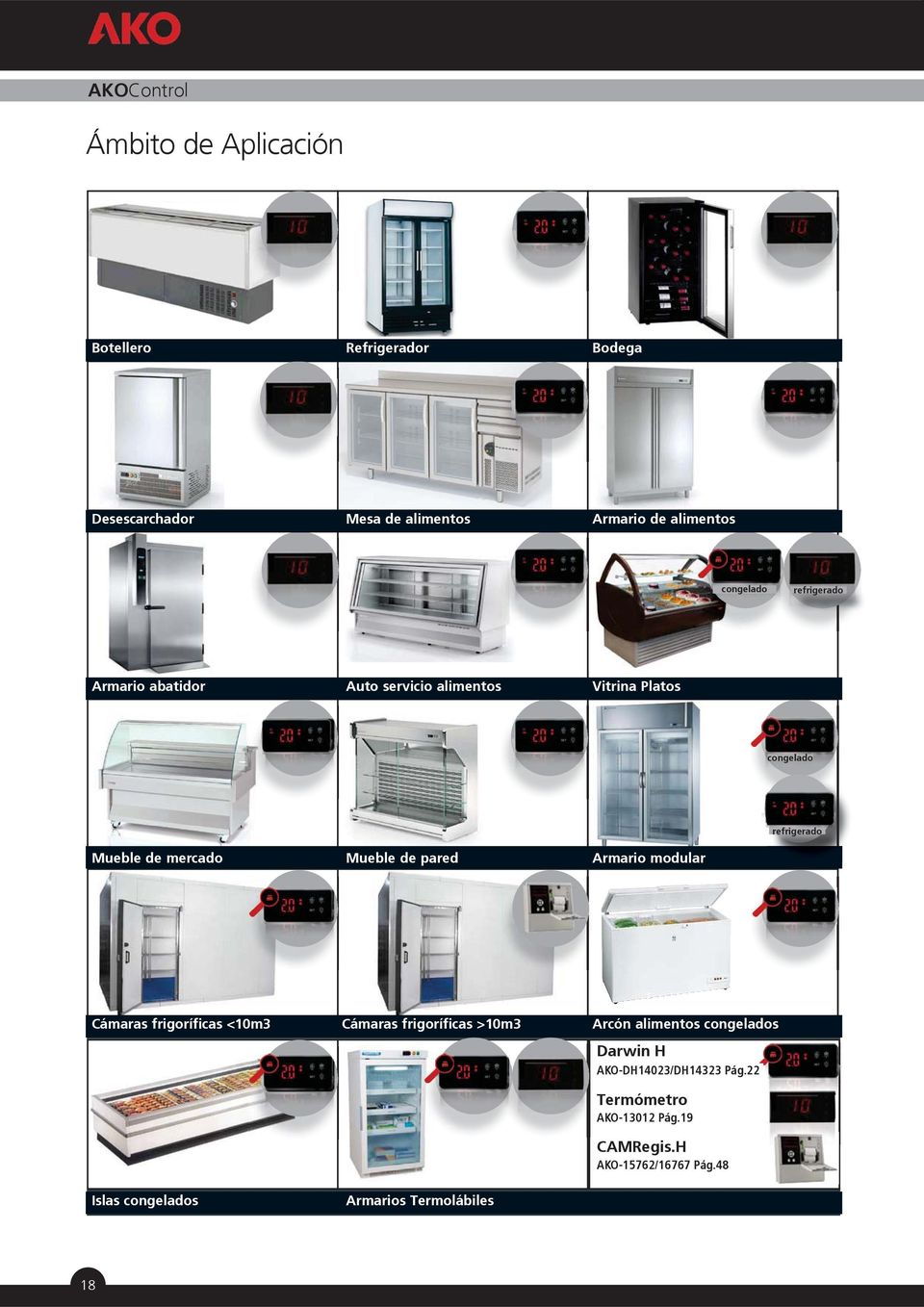 Cabinet Mueble de pared Armario Modular modular Cabinets Modular Cool Rooms <10m3 Modular Cool Rooms >10m3 Cámaras frigoríficas <10m3 Cámaras frigoríficas >10m3 Food Chest Coolers Arcón alimentos
