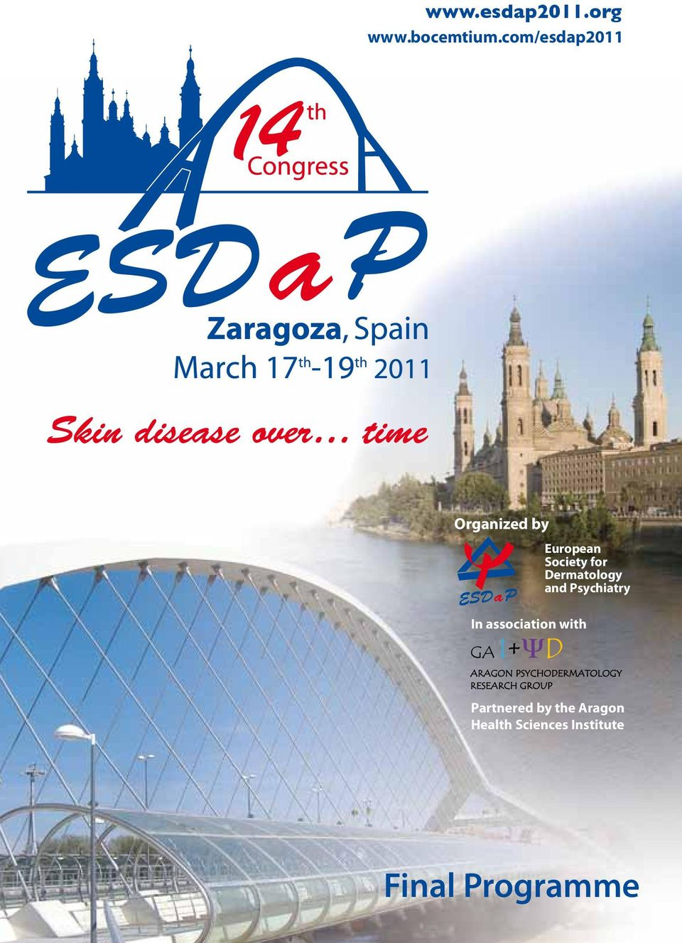 European Society for Dermatology and Psychiatry