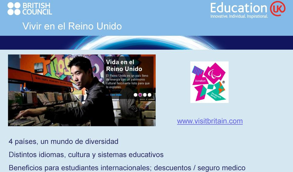 idiomas, cultura y sistemas educativos Beneficios