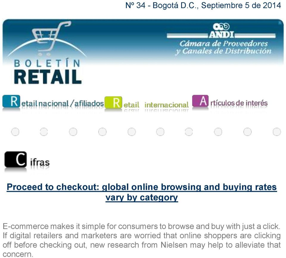 category E-commerce makes it simple for consumers to browse and buy with just a click.