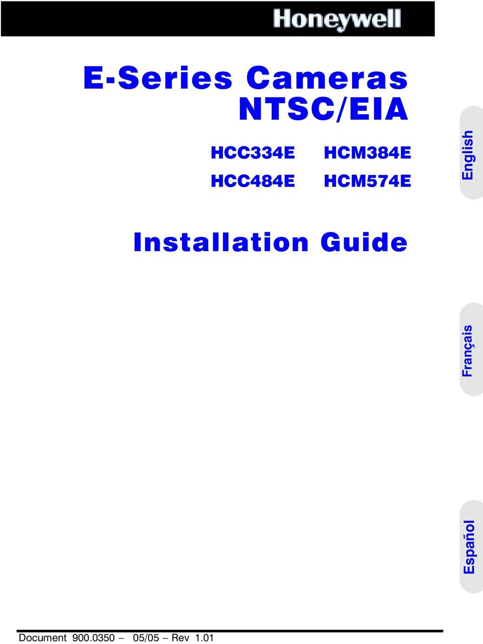 Installation Guide Español