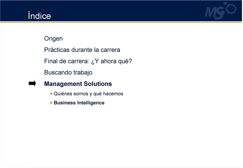 Intelligence Management Solutions 2010.
