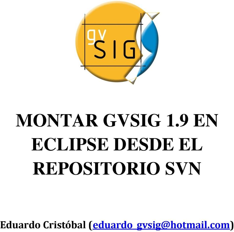 REPOSITORIO SVN Eduardo