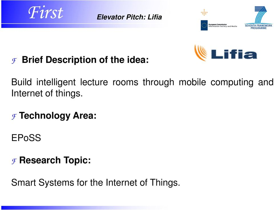 computing and Internet of things.