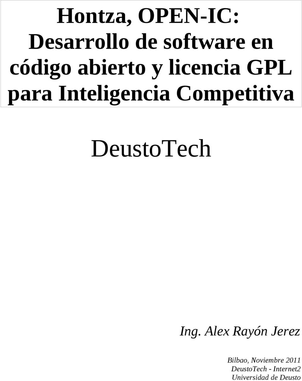 Competitiva DeustoTech Ing.