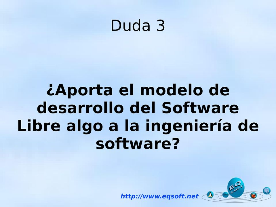 del Software Libre