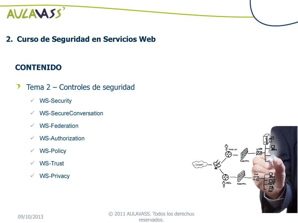 WS-Security WS-SecureConversation