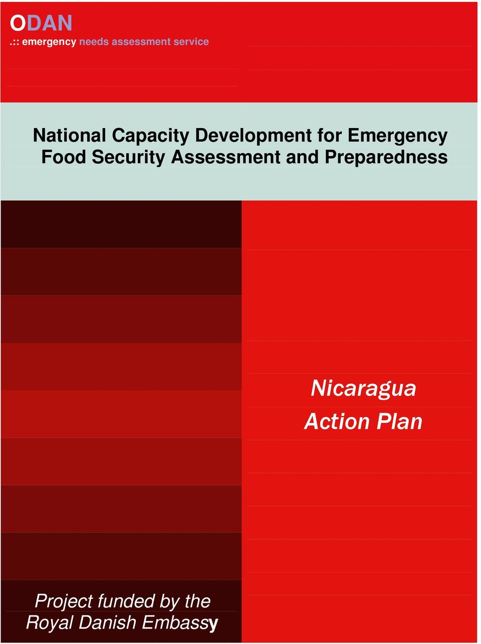 Security Assessment and Preparedness Nicaragua