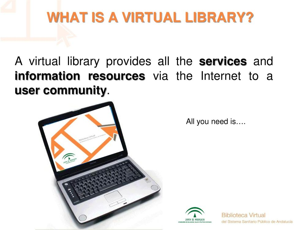 services and information resources