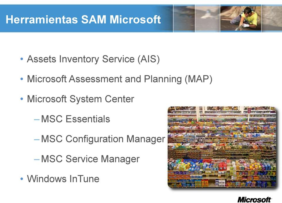 (MAP) Microsoft System Center MSC Essentials MSC