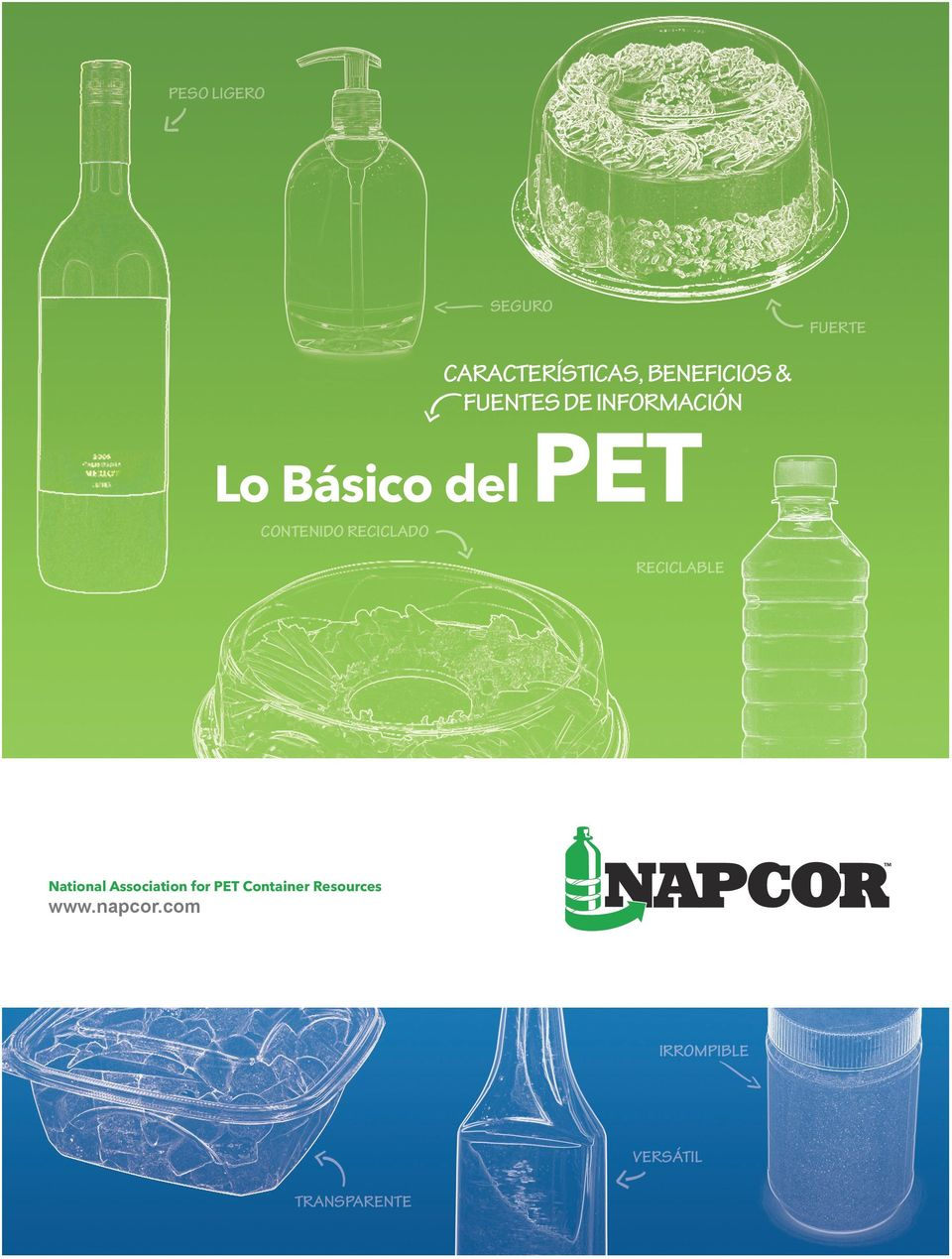RECICLADO PET RECICLABLE National Association for PET