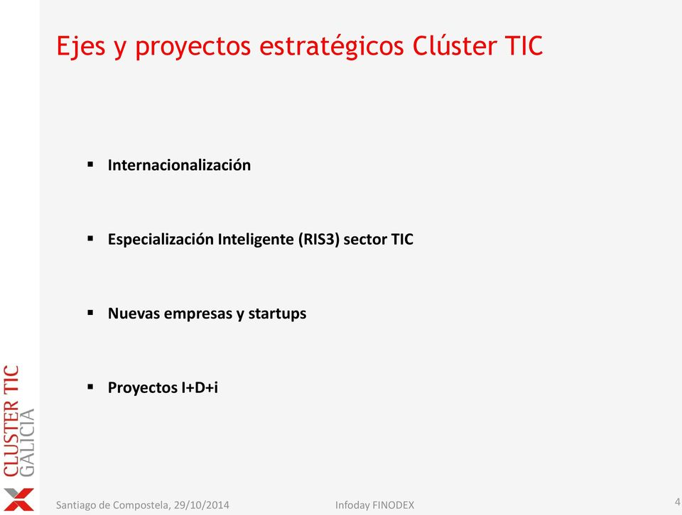 Especialización Inteligente (RIS3)