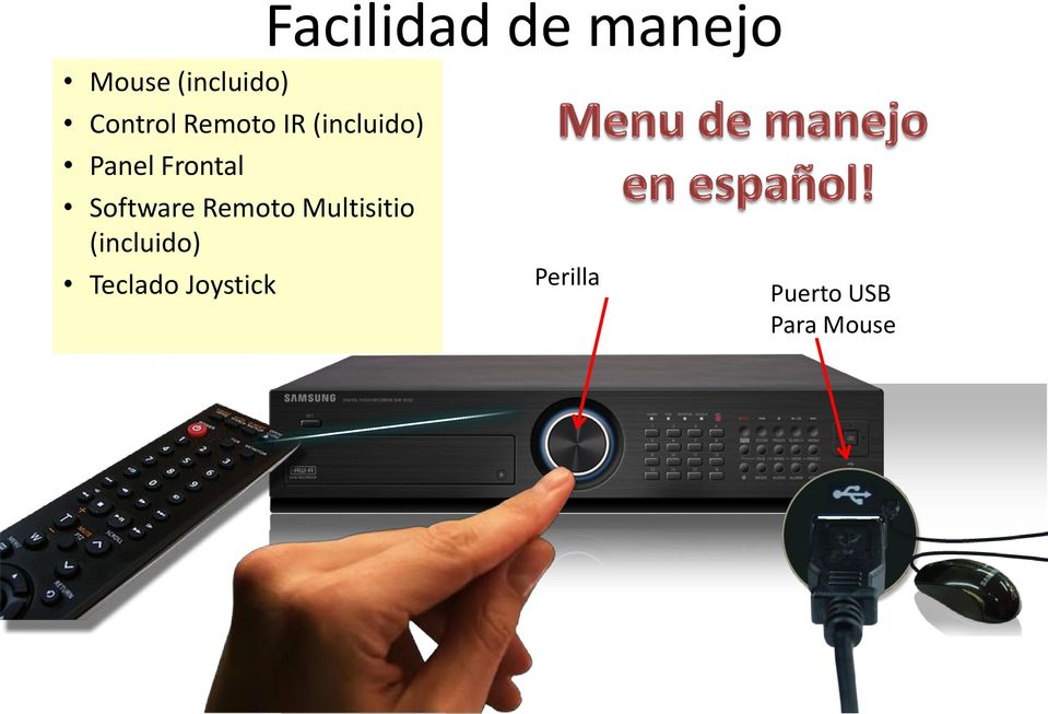 Frontal Software Remoto Multisitio