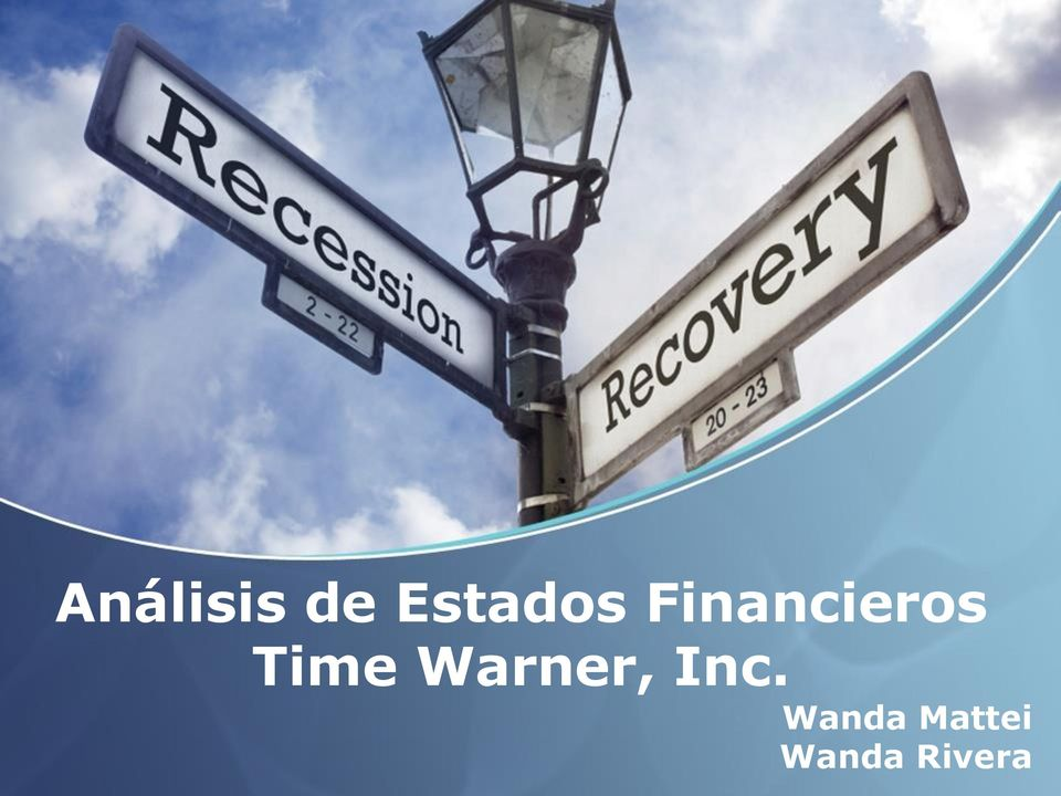 Financieros Time