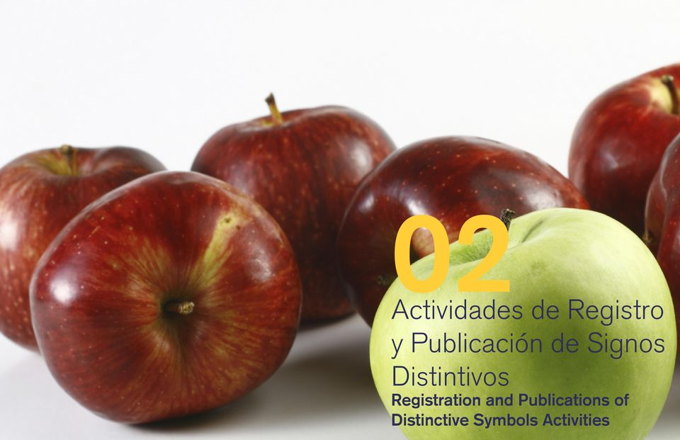 Distintivos Registration and