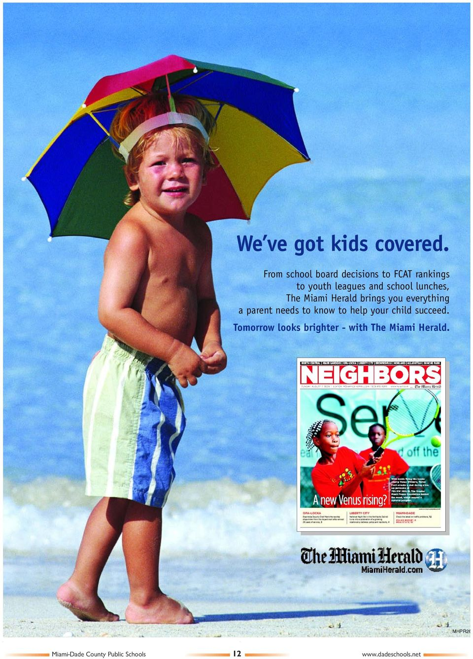 lunches, The Miami Herald brings you everything a parent needs to know to