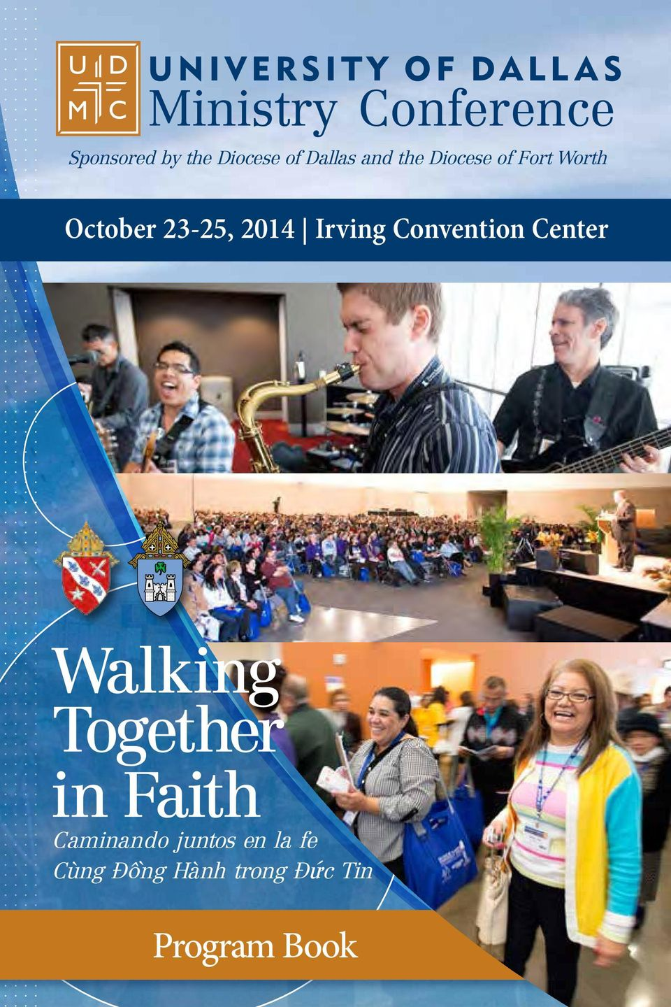 Convention Center Walking Together in Faith
