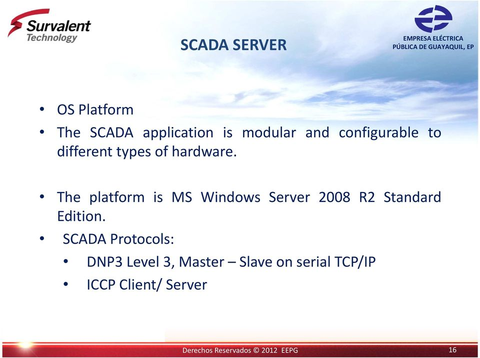The platform is MS Windows Server 2008 R2 Standard Edition.