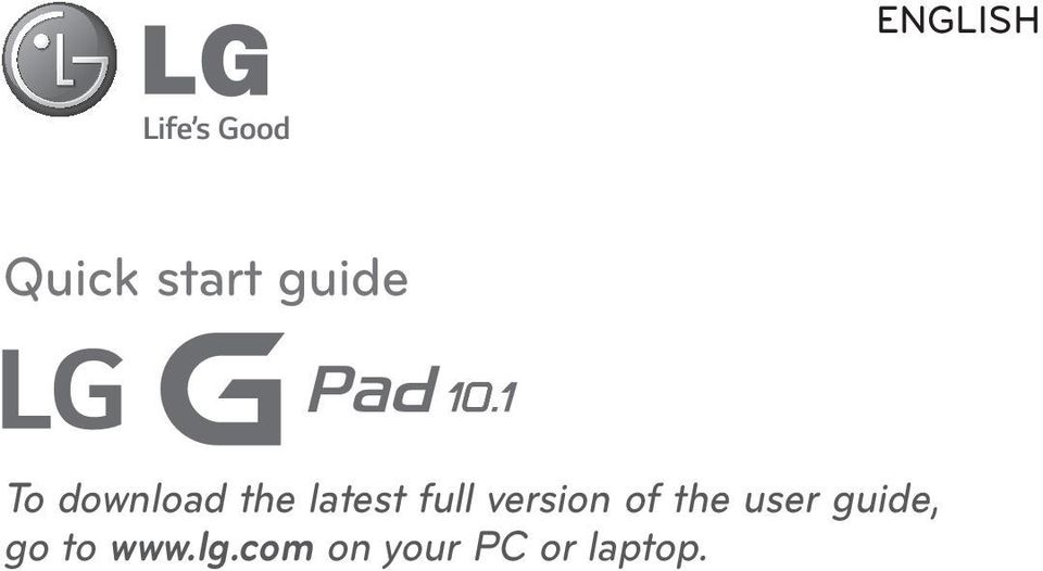 version of the user guide, go