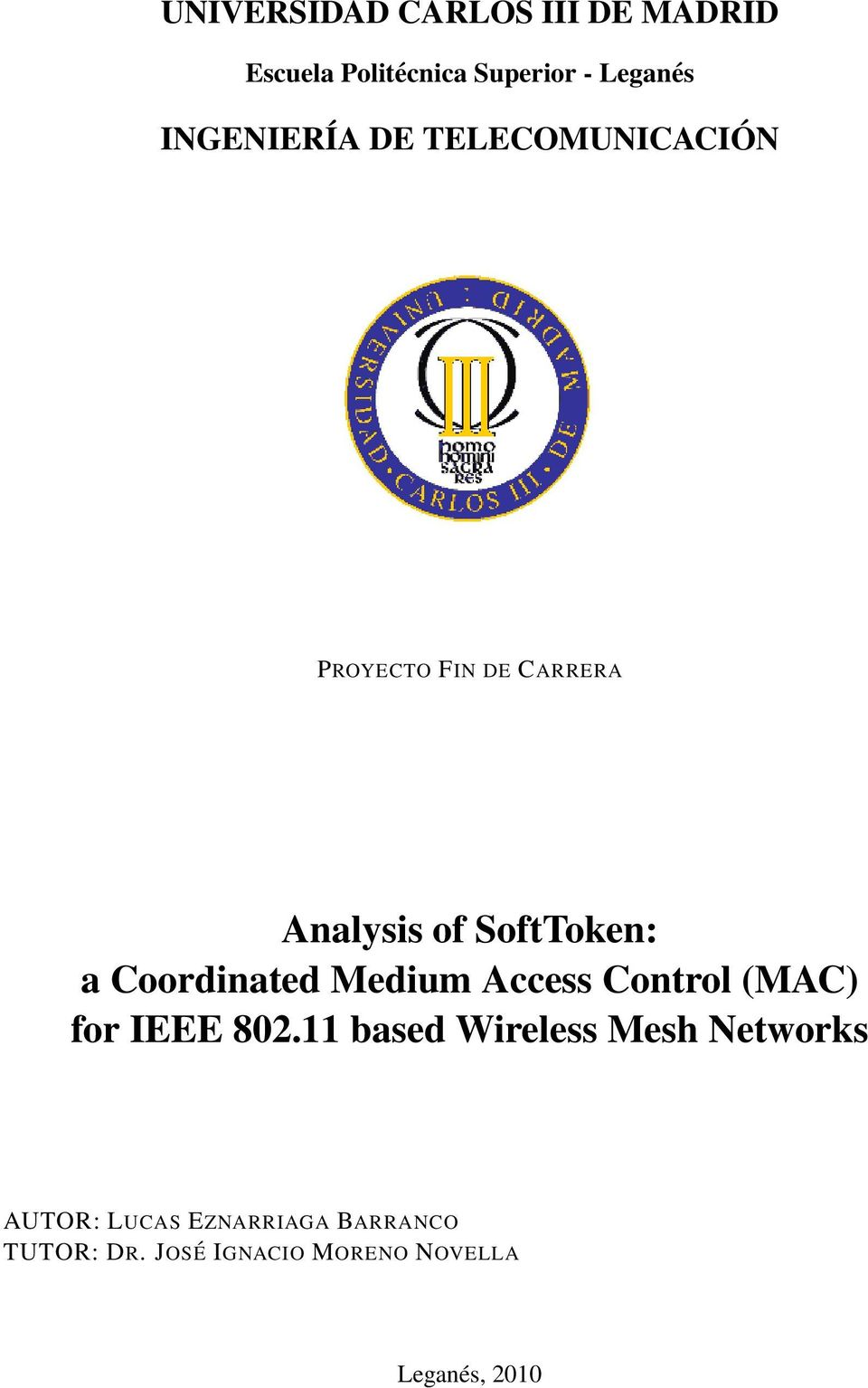 Coordinated Medium Access Control (MAC) for IEEE 802.