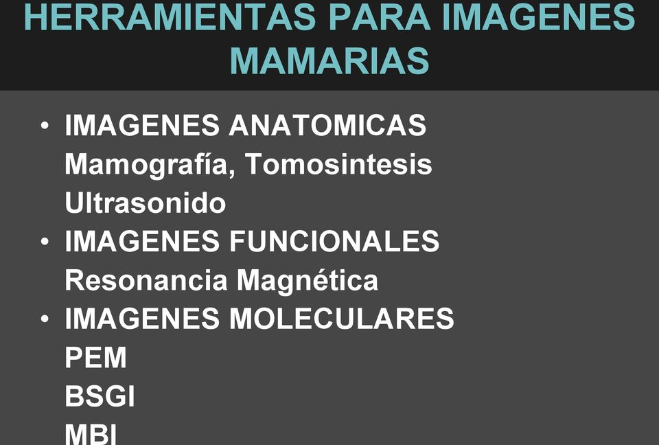 Tomosintesis Ultrasonido IMAGENES