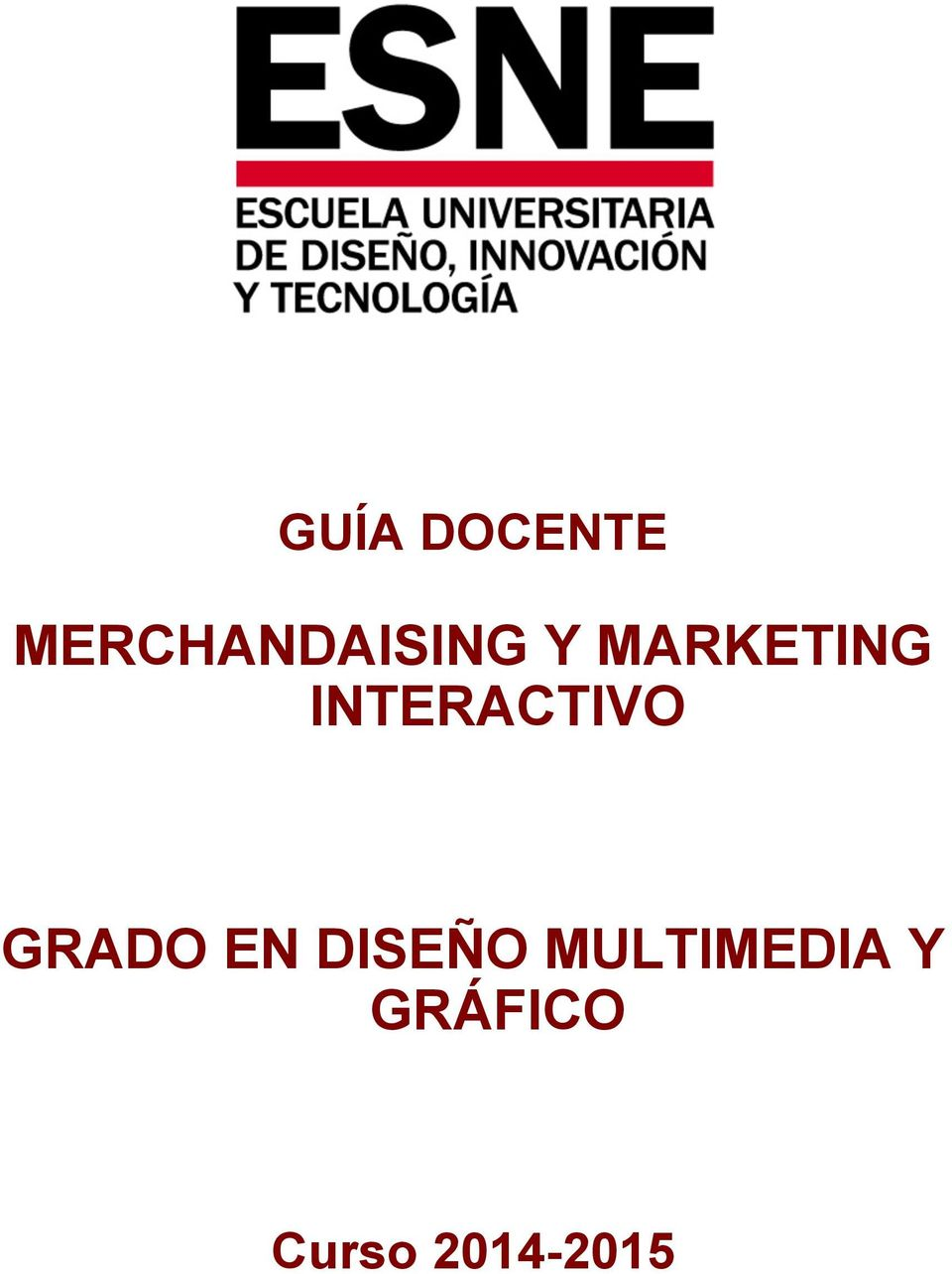 MARKETING INTERACTIVO